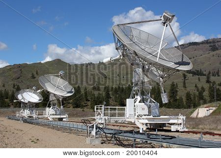 Dominion Radio Astrophysical Observatory, BC