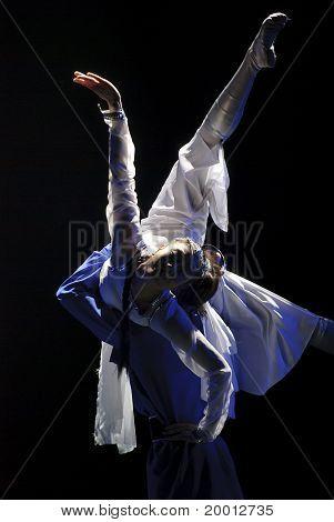 Chinese Ethnic Dancer