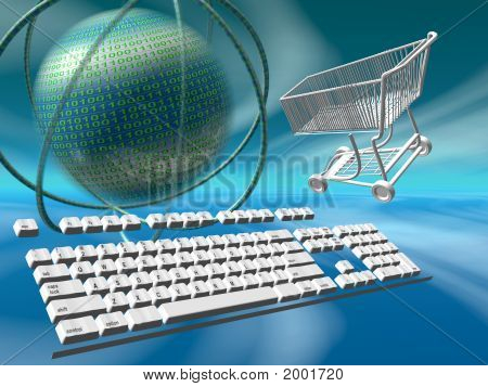 Data Servers Internet Shopping