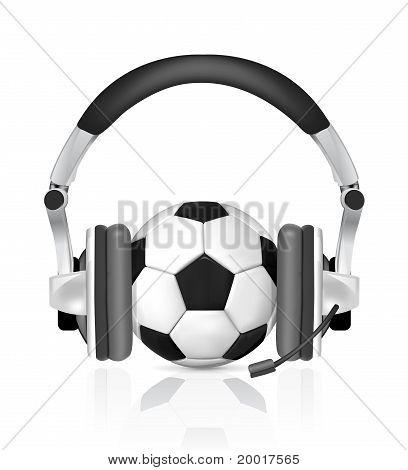 Soccer concept