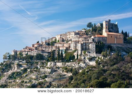 Town Of Eze