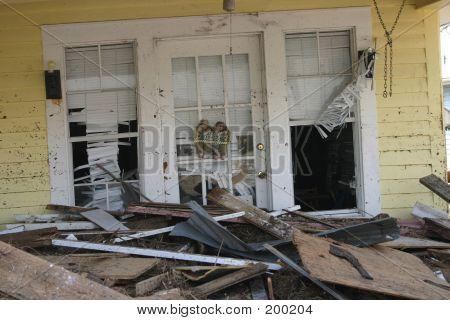 Biloxi Front Door