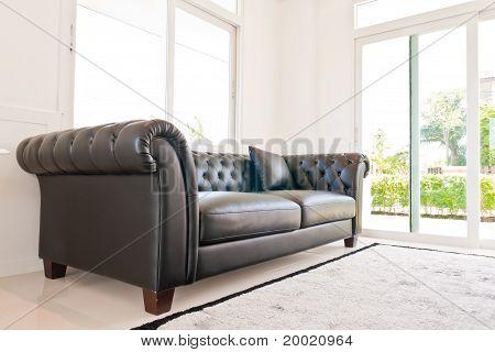 Black Leather On The Corner