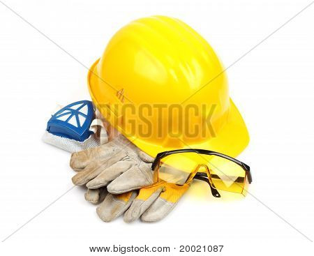 Safety Gear Kit Nahaufnahme