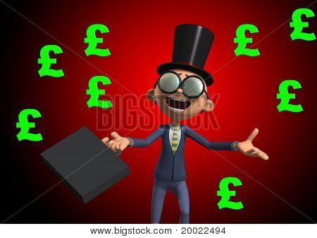 Posh Businessman