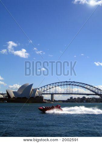 Sydney Harbour 1