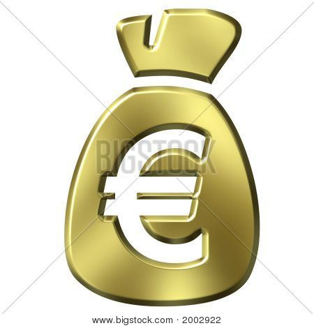 Sack Full Of Euros