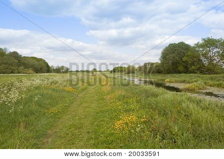 English Towpath