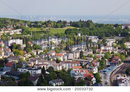 Koenigstein e Frankfurt
