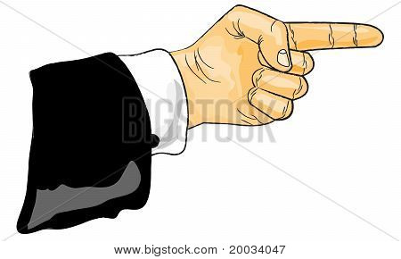 The Finger Which Specifies