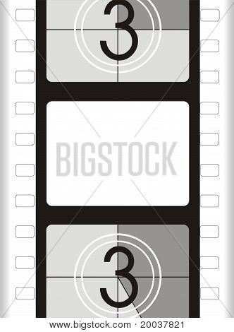 film frame - movie background