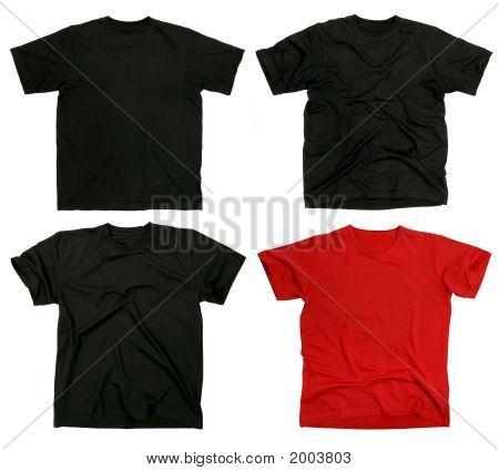 Camisetas en blanco