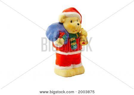 Bear - Santa Klaus 3