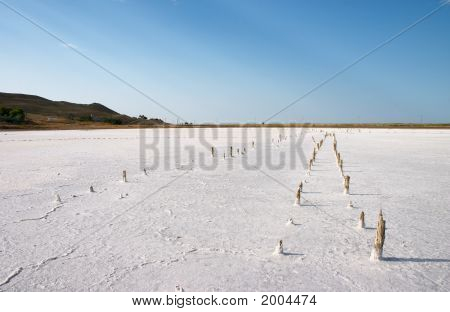 Alkali Soil
