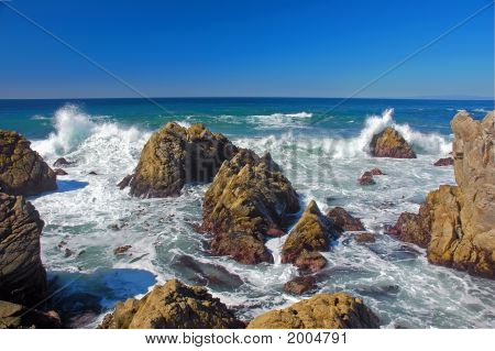 17 Mile Drive Seascape 2