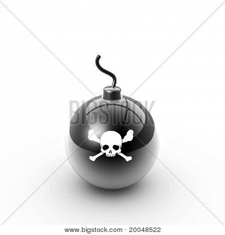 Glass Bomb
