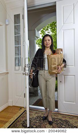 Women Coming Home