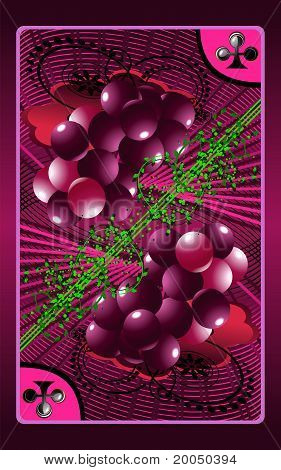 Grape Card