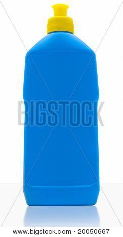 Blue Clean Bottle