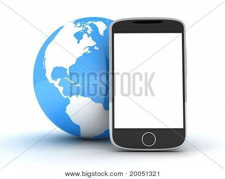PDA e terra