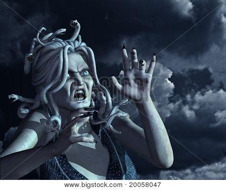 Stormy Medusa