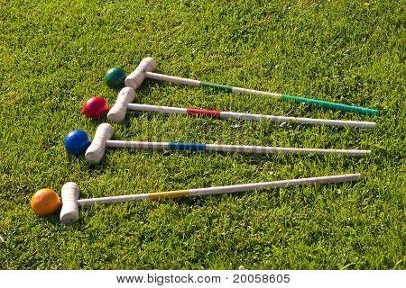 Croquet Game