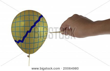 Business Results Balloon