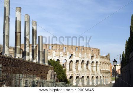 Collosseum Rome Italy