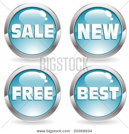 Set Sale Button