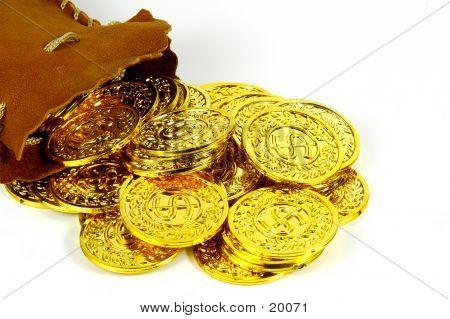Saco de oro