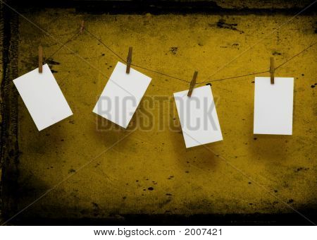 Photo Paper Drying