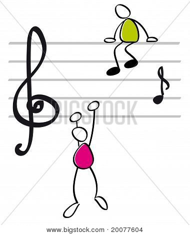 funny musicants