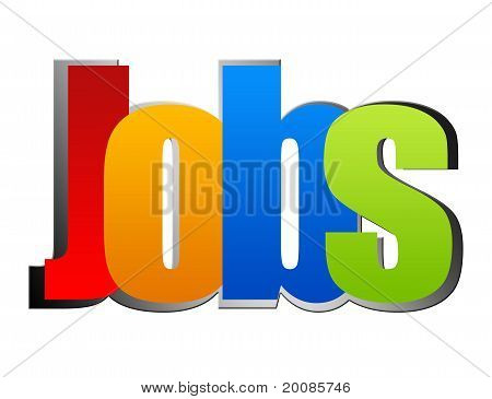 Jobs Illustration