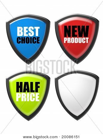 Half Price Signs