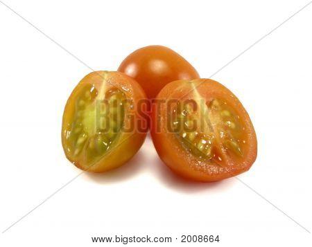 Tomatinho Ao Meio