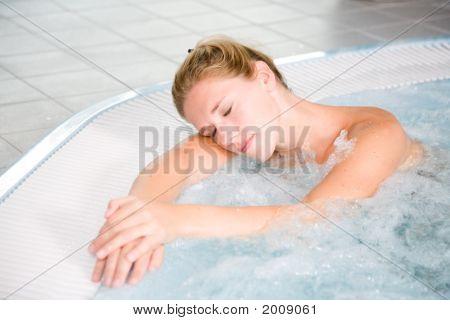 Relaxing Bubble Bath