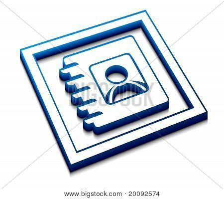 Directory Web Icon