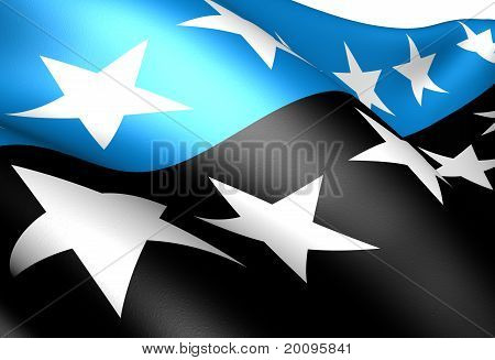 European Coal And Steel Community Flag