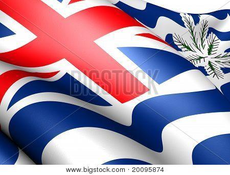 Flag Of British Indian Ocean Territory
