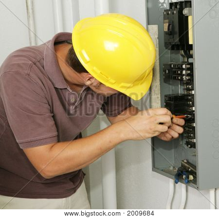 Elektriker & Breaker Panel