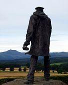 D Stirling Monument poster