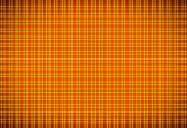 Colorful Soft Focus Orange Background.