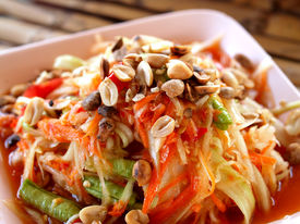 foto of thai food  - a photo of delicious of thai food - JPG