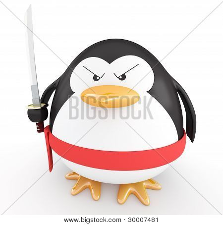 Ninja-Pinguin