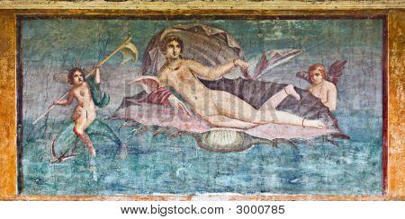 Venus Fresco, Pompeii