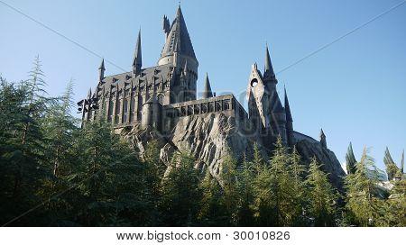 die Wizarding Welt von Harry Potter Schloss