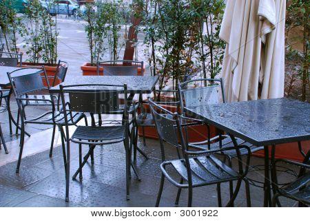 Leere Cafe