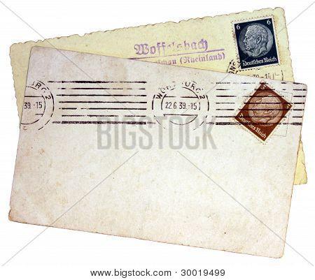 Hindenburg Stamps