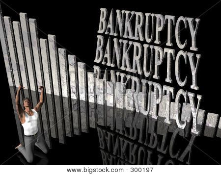 Bankruptcy, Failing Business, Outcry.
