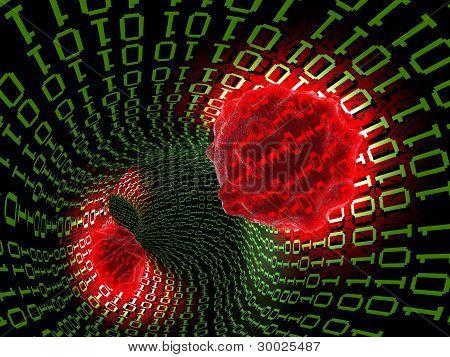 The virus code III